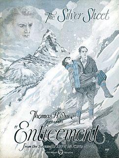 <i>Enticement</i> 1925 film
