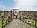 Entrée du Fort (vers la Cour intérieure).jpg