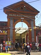 Mercado Domingo Arenas
