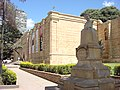 Entrada del Museo Nacional de Colombia.jpg