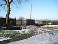 Entrance to Badgers Oak Farm - geograph.org.uk - 1635834.jpg