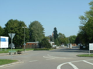 Laupheim Air Base military airbase