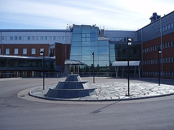 Institute of Space Physics (Sweden). From Wikipedia, the free encyclopedia
