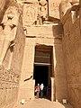 Entryway, The Great Temple of Ramses II, Abu Simbel, AG, EGY (48017126073).jpg
