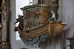 Erding, St Mariä Verkündigung (117), Pulpit.JPG