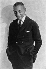 Erich von Stroheim.lowrey