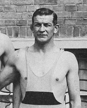 Erik Malmberg - Erik Malmberg at the 1928 Olympics