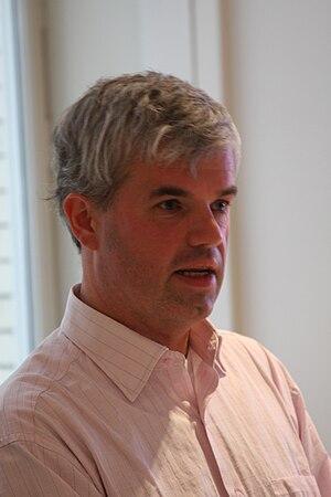 Jon Öyvind Eriksen, CEO of Kantega AS, a norwe...