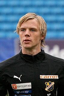Erling Knudtzon Norwegian footballer