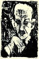 Ernst Ludwig Kirchner Bildnis Carl Sternheim 1916.jpg