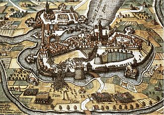 Geneva - L'Escalade, the failed surprise-attack (12 December 1602) made by troops sent by Charles Emmanuel I, Duke of Savoy, to take Geneva