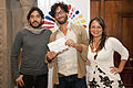 Escuela de Verano 2013, entrega de diplomas (9533065350).jpg