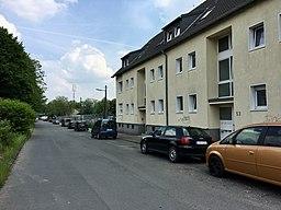 Flözstraße in Essen