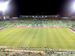 Estadio Corona - Estadio Corona and facilities in Torreón, Coahuila, Mexico