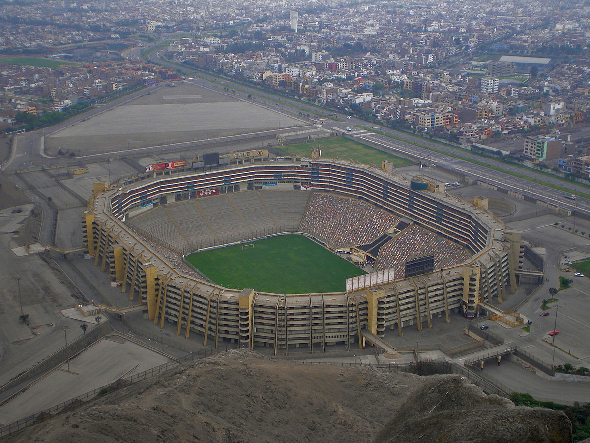 Estadio Monumental (Perú) - Wikipedia, la enciclopedia libre