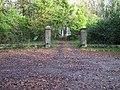 Estate entrance, Clonleek - geograph.org.uk - 628292.jpg