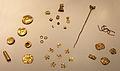 Età del bronzo, gioielli da thyreatis nel peloponneso, 2400-2200 ac ca. 01.JPG