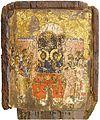 Eucharist, Late XI - Early XII Century, St Mary Perivleptos Church, Ohrid Icon Gallery.jpg