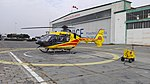 Eurocopter EC 135 SP-HXM, Gliwice 2017.10.21 (02).jpg
