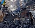 Euromaidan 2014 in Kyiv. Museum Lane.jpg