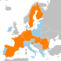 European Union map Nuclear Energy Countries.png