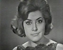 Conchita Bautista in 1965