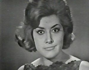 Spain in the Eurovision Song Contest - Image: Eurovision Song Contest 1965 Conchita Bautista
