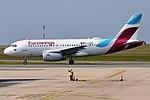 Eurowings, D-AGWD, Airbus A319-132 (40665020143).jpg