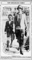 Eusebio Ayala wife and son newspaper photo.png