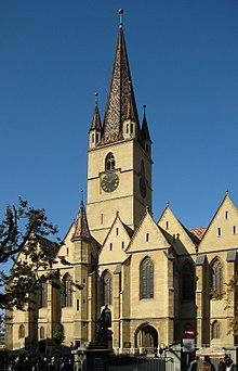 La Cattedrale Evangelica