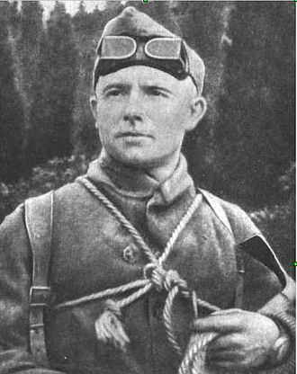Yevgeniy Abalakov - Evgeniy Abalakov