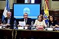 Exposición sobre Proceso de paz en Colombia y apoyo de la OEA 01.jpg