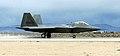 F-22 Raptor Wet-runway testing - 031009-F-5555B-004.jpg