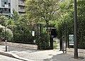 F3618 Paris XI Square Francis Lemarque rwk.jpg