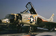 F4D VF-74 CVA-42 radar