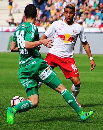 Tamás Szántó - Image: FC Red Bull Salzburg vs. SK Rapid Wien (13. Mai 2017) 24