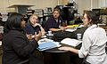 FEMA - 32524 - FEMA Community Relations workers in Queens.jpg