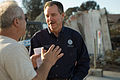 FEMA - 33374 - FEMA Administrator Paulison speaks with resident in California.jpg