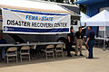 FEMA - 44229 - FEMA Disaster Center Manager and Officials in MS.jpg