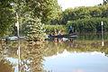 FEMA - 44983 - Rescue workers traveling by boat in Iowa.jpg