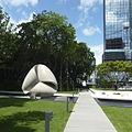 FFM Sculpture Kontinuitaet 2012 Max Bill 1986 2.jpg
