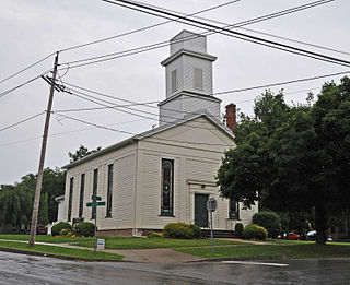 First Baptist Church of Mumford United States historic place