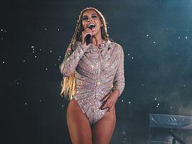 Beyonce International Tour