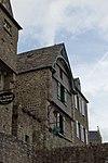 Façade de la maison Ponceau et Eudes (Le Mont-Saint-Michel, Manche, France).jpg