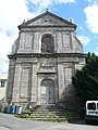 Façade occidentale chapelle grand séminaire Quimper.JPG