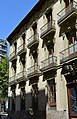 Façana lateral de la casa de les Bruixes, Alacant.JPG