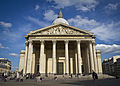 Facade of the Panthéon de Paris, 3 May 2012.jpg
