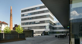 Dornbirn - University of Applied Sciences Vorarlberg