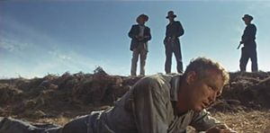 Cool Hand Luke - After beating Luke to the ground, the Captain delivers the statement.