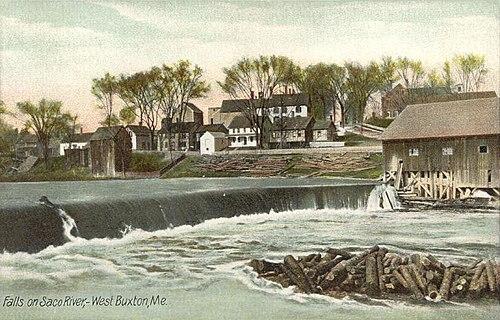 Buxton mailbbox